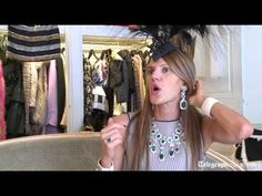 anna dello russo....a little crazy but i love her. such an inspiration!
