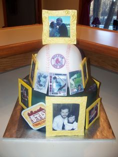 Red Sox & photo cake....100% edible