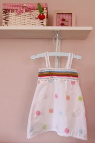 Ak at home : crochet * zomerjurkje uitleg