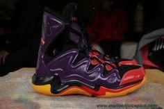 Nike Air Jordan 29 Mens Shoes purple/black/red/orange Online
