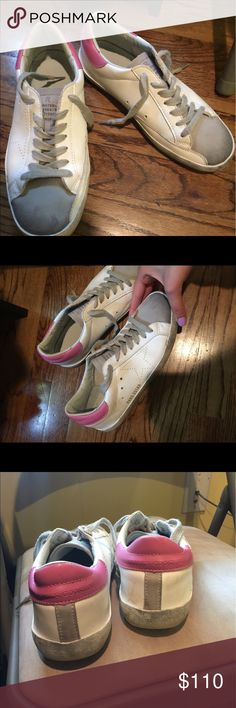 Golden goose Golden goose. Price r e f l e c t s. Great quality ! Open to offers Golden Goose Shoes Sneakers
