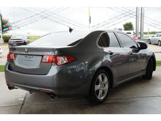Used 2010 #Acura TSX 2.4 (A5) in Fort Smith, AR Area - Harry Robinson Buick GMC only $15,000