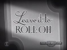 🎥 Leave it to Roll-Oh (1940) The Jam Handy Organization for Chevrolet  Tongue-in-cheek film showing a domestic robot freeing housewives of their chores (and intimating that their work is hardly necessary); actually a promo showing how relays and switches function in the modern automobile. Shown at the New York World's Fair in 1940.  https://youtu.be/DtNKaM9zwB0