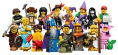 """New Lego Minifig Series Includes A """"Gamer"""""""