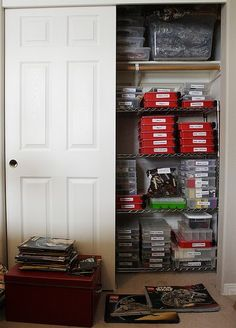 No Resolutions. Just Projects, Remember? This One   Lego Organization   Is  The