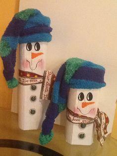 Snowmen 5 (craft show)