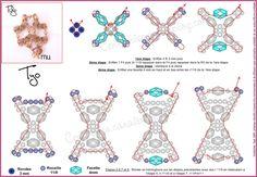 Japanese Butterfly Bracelet ~ Free Pattern