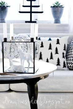 alternative Holiday decor
