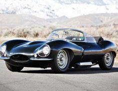 1957 Jaguar XKSS - front - Gooding & Company