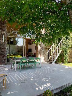 Patio Design, Exterior Design, Garden Design, House Design, Outdoor Spaces, Outdoor Living, Outdoor Decor, Garden Of Earthly Delights, Future House