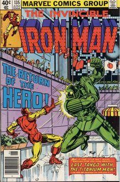 Iron Man #135