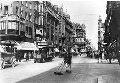1912.. Friedrichstrasse.. Franzosische Strasse
