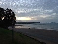 Beach environment
