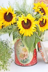 sunflowers~here there everywhere .. X ღɱɧღ ||