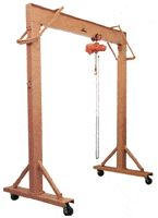 A-Frame gantry frames make transporting heavier items considerably easier. Explore our collection to find out why we are the best A-Frame Gantry Frames suppliers! Christmas Decorations To Make, Christmas Diy, Wood Cart, Lifting Devices, Lumber Mill, Gantry Crane, Metal Shop, Garage Workshop, Woodworking Wood