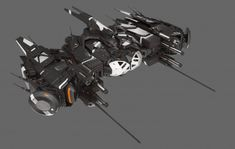Elijah McNeal is currently working as concept artist on video game titles such as Gears of War League of Legends, Star Citizen Spaceship Design, Spaceship Concept, Concept Ships, Concept Cars, Space Fighter, Fighter Jets, Sci Fi Anime, Sci Fi Spaceships, Planes