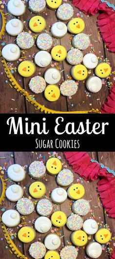 Mini Easter cookie set #affiliate