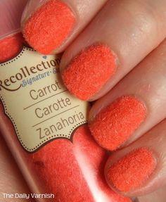 Velvet Carrot