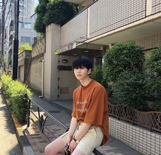 Korean Fashion – How to Dress up Korean Style – Designer Fashion Tips Cute Asian Guys, Cute Korean Boys, Asian Boys, Cute Boys, Boys Summer Outfits, Summer Boy, Boy Outfits, Korean Boys Ulzzang, Korean Men