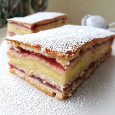 Hungarian Desserts, Hungarian Recipes, Sweet Recipes, Cake Recipes, Dessert Recipes, Dessert Drinks, Summer Desserts, Sweet And Salty, Keto Snacks