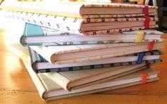 Mas diarios con tela de ropa. Tableware, Tela, Diaries, Report Cards, Viajes, Projects, Dinnerware, Dishes