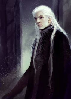 Elu Thingol, King of Doriath - Elwe, Elf of the Teleri, one of the greatest of Elven-lords. He married Melian the Maia and founded the realm of Doriath. As King of Doriath, and overlord of the Sindar, Elwe was known as Elu Thingol, King Greymantle. His daugher is Luthien.