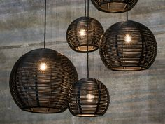 SANGHA Pendant lamp by DARK AT NIGHT