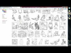 Finding Good Quality Images for Embroidery Digitizing using google image search | BERNINA V6