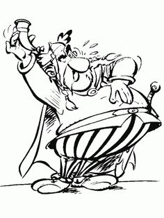 Obelix Jabali Malvorlagen In 2018 Pinterest Coloring Pages