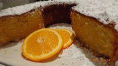 Κέικ πορτοκάλι !!!!!Τέλειοοο!!!!! ~ ΜΑΓΕΙΡΙΚΗ ΚΑΙ ΣΥΝΤΑΓΕΣ Greek Dishes, Oranges And Lemons, Greek Recipes, Cornbread, Recipies, Cheesecake, Cookies, Fruit, Eat
