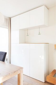 The Most Genius IKEA Hacks For Your Kitchen via @domainehome