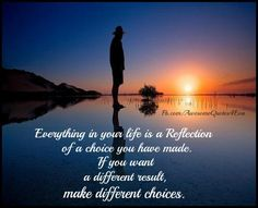 Make Different Choices