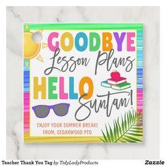 Teacher Gift Tags, Teacher Gift Baskets, Teacher Birthday Gifts, Teacher Treats, Teacher Thank You, Thank You Tags, Teacher Notes, Employee Appreciation Gifts, Teacher Appreciation Week