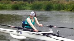 para rower practices at Oundle Rowing Club with hopes for Rio Rowing Club, Rio, England, Boat, Women, Dinghy, Boats, English, British