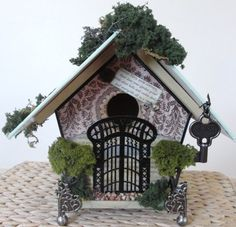 The Secret Garden Bird House