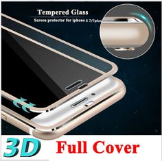 3D Curved Edge Clear Tempered Glass Full Coverage For iPhone 7 7 Plus Titanium Protective Film Screen Protector For iPhone 6 6s #>=#>=#>=#>=#> Click on the pin to check out discount price, color, size, shipping, etc. Save and like it!