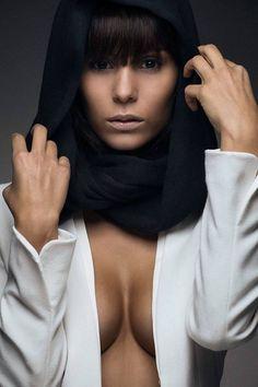 Model - Ana Lamas ,Photo by Paulo Simoes ,Make up - Magda Casqueiro