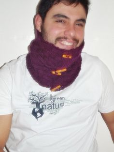 womens Mens neckwarmer cowl scarf valentines day by smilingpoet, $39.90