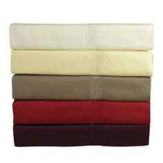 Grand Hotel Bedding Sheet Collection
