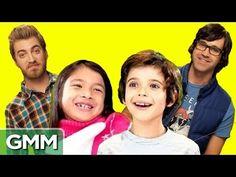 ▶ Rhett & Link React to Kids React to Rhett & Link - YouTube