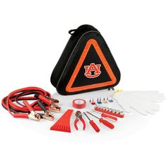 Auburn Tigers Roadside Emergency Kit - $49.99