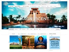 20 Good Hotel Website Designs For Your Inspirations