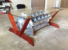 How much would you expect someone to pay for a Engine coffee table?