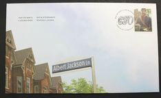 Canada Post 2019 Black History Month: Official First Day Cover Albert Jackson Canada Post, Black History Month, Jackson, Stamps, Store, Cover, Ebay, Black History Month People, Seals