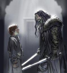 The Hobbit - Thorin Oakenshield x Bilbo Baggins - Thilbo Bagginshield
