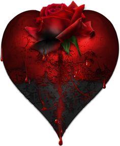 Coeur qui saigne