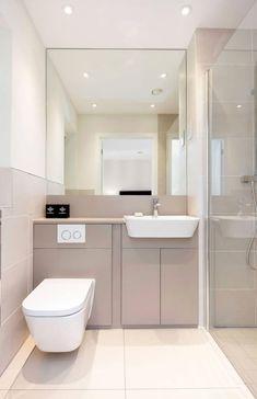 banheiros pequenos e planejados