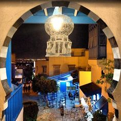 سيدي بو سعيد، تونس Sidi bou Said, Tunisia تصوير @muratkudan