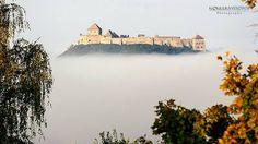 Felhő felett... vár e vár : ) Zala vármegye (Veszprém megye) - Sümeg vára