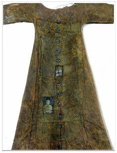 larry calkins sculpture 2013 pg 13 Stricken, Enkaustik, Textilien, Recycelte  Kunst, Textilkunst 8ceff59509
